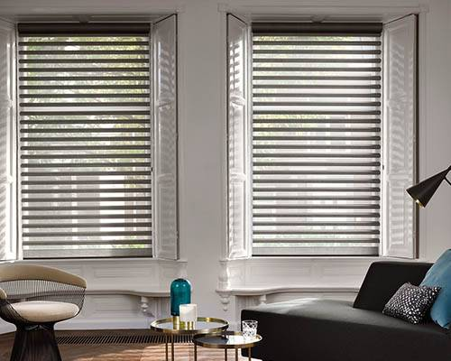Luxaflex Pirouette Blinds