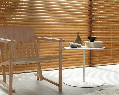 Luxaflex Wood Blinds