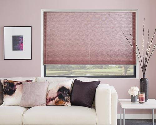 louvolite pleated blinds
