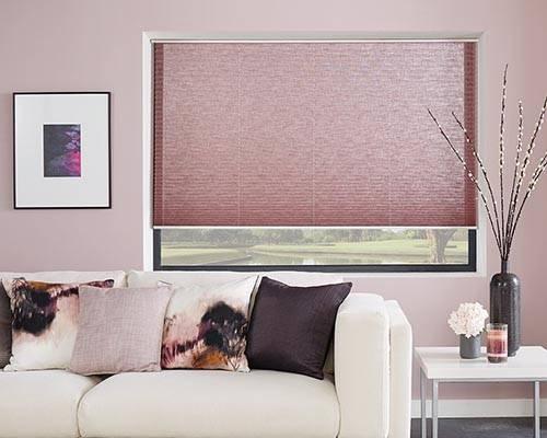 louvolite pleated blinds