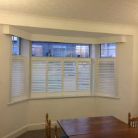 window shutters fitted by Country Blinds & Interiors